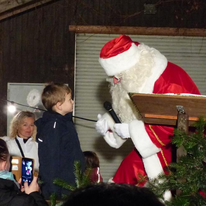 'Lieber guter Nikolaus...'