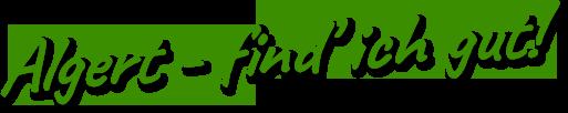 Logo: Dorfgemeinschaft Algert